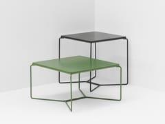 Tavolino quadrato in MDF MARCEL | Tavolino in MDF - Marcel