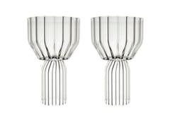 Set di bicchieri da acqua in vetroMARGOT | Bicchiere da acqua - F F E R R O N E