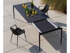 Tavolo allungabile rettangolare in stile moderno MARGUERITE | Tavolo allungabile - Marguerite
