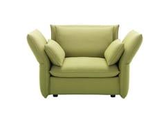 Divano sfoderabile in tessuto MARIPOSA LOVE SEAT - Mariposa Sofa