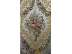 Tessuto ricamato in stile Luigi XVI con motivi florealiTASSINARI & CHATEL - MARLY - LELIEVRE