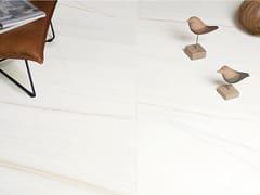 Pavimento/rivestimento in gres porcellanato effetto marmo MARMI CLASSICI - BIANCO COVELANO - MARMI CLASSICI