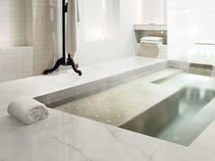 Pavimento/rivestimento in gres porcellanato effetto marmo MARMI CLASSICI - CALACATTA LINCOLN - MARMI CLASSICI