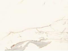 Rivestimento in ceramica a pasta bianca effetto marmo MARMO D Calacatta - Marmo D