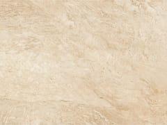 Rivestimento in ceramica a pasta bianca effetto marmo MARMO D Travertino - Marmo D