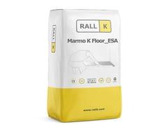 Malta per seminati in graniglia di marmo MARMO K FLOOR ESA -