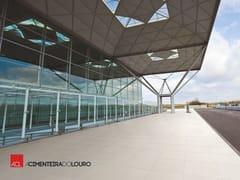 Pavimento per esterni in calcestruzzoMARMOCIM - A CIMENTEIRA DO LOURO