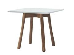 Tavolo quadrato in MDFMARNIE   Tavolo quadrato - ALMA DESIGN
