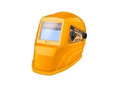 INGCO ITALIA, MASCHERA AUTOSCURANTE PROFESSIONALE AHM006 Casco per saldatura autoscurante