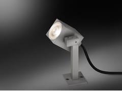 Proiettore per esterno a LED in alluminio anodizzatoMASK - BEL-LIGHTING
