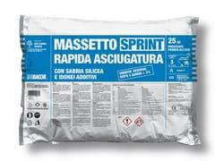 Bacchi, MASSETTO SPRINT Massetto rapido in sacco predosato