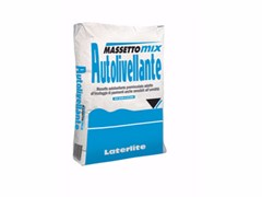 Laterlite, MASSETTOMIX AUTOLIVELLANTE Massetto autolivellante