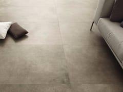 Pavimento/rivestimento in gres porcellanato effetto pietra MATERIE HIGH TECH - FANGO - MATERIE HIGH TECH