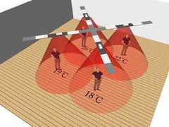 Diffusore radiante per interniMATRIX - INFRALIA