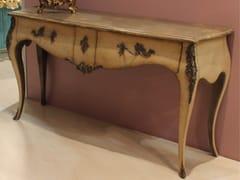 Consolle in legno massello con cassettiMATTEO - ARVESTYLE