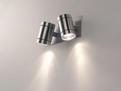 Faretto per esterno da parete in acciaio inoxMAX 2-IN - BEL-LIGHTING