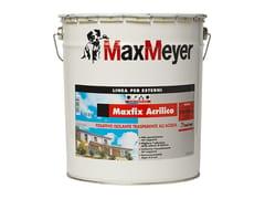 MaxMeyer, MAXFIX ACRILICO Fissativo isolante trasparente all'acqua