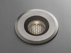 Faretto per esterno a LED in metallo da incassoMAXI DOT - OLEV