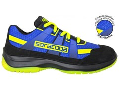Scarpe antinfortunistiche MAXILONGO YELLOW - SARATOGA INT. SFORZA