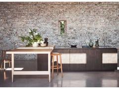Cucina componibile con isola MAXIMA 2.2 - COMPOSIZIONE 2 - Maxima 2.2