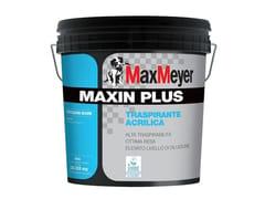 Traspirante a base d resine acrilicheMAXIN PLUS - MAXMEYER
