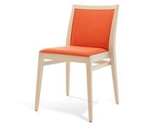 Sedia impilabile in tessutoMAXINE | Sedia in tessuto - BLIFASE