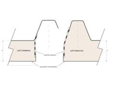 Pannelli coibentati monolamieracoperturaMB ROOF MONO - TK5 AC - MARCEGAGLIA BUILDTECH