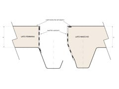 Pannelli coibentati monolamieracopertura deckMB ROOF MONO - TK5 CF - MARCEGAGLIA BUILDTECH
