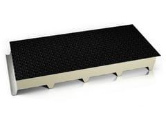 Marcegaglia Buildtech, MB ROOF MONO - TK5 CF Pannelli coibentati monolamieracopertura deck
