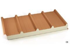 Pannelli coibentati per copertura in poliuretanoMB ROOF - TD5 - MARCEGAGLIA BUILDTECH