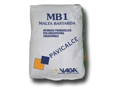 VAGA, MB1 - Malta Bastarda premiscelata Malta per muratura