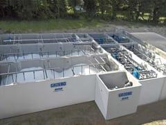 Impianti di depurazioneImpianti di Depurazione MBBR - GAZEBO
