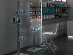 Postazione lavoro per parrucchiereMDE 505-STAND ALONE - CANTONI TRADING