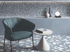 Ergon, MEDLEY BLUE Pavimento/rivestimento in gres porcellanato effetto terrazzo veneziano
