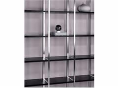 Libreria ufficio modulare in alluminioMEDLEY | Libreria ufficio - CASTELLANI.IT