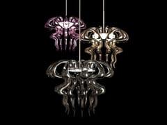 Lampadario a LED in Crystalia©MEDULLA - CEDRIMARTINI DI CEDRI ELVIO RIENZO