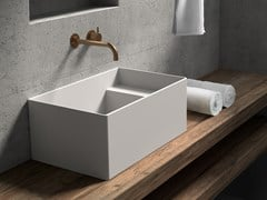 Lavabo / lavatoio in ceramicaMEG11 5484 - GALASSIA