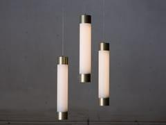 Lampada a sospensione a LED a luce diretta MEGA FUSE -