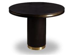 Tavolo rotondo in legnoMEL - SALMA FURNITURE