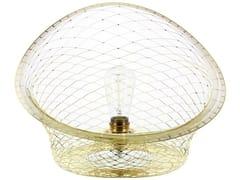 Lampada da tavolo in ottoneMELAMP AURORA 40 - BOWL | Lampada da tavolo - STV ITALIA
