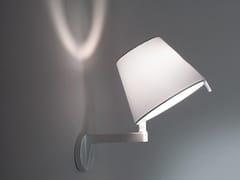 Lampada da parete alogena orientabileMELAMPO   Lampada da parete - ARTEMIDE