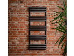 Cobrillo, MELITEA Scaldasalviette in acciaio a parete
