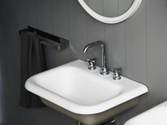 Porta asciugamani a barra in acciaio inoxMEMORY | Porta asciugamani - AGAPE