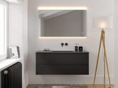 Mobili bagno con specchiereMEMPHIS 52 - BERLONI BAGNO