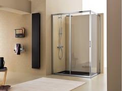 ARBLU, MERCURIO | Box doccia con porta scorrevole  Box doccia con porta scorrevole