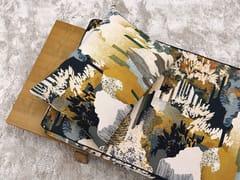 LELIEVRE, MERLIN Tessuto multicolor con motivi floreali