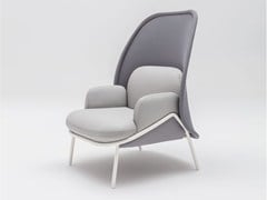 MESH | Armchair with armrests