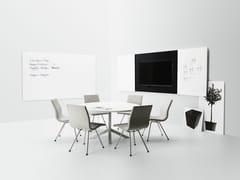 Supporto per monitor/TV / lavagna per ufficioMESSENGER - ABSTRACTA