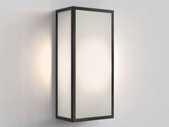 Applique per esterno in acciaio e vetro con dimmerMESSINA 160 II | Applique per esterno in vetro opale - ASTRO LIGHTING