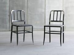 Sedia in metallo METAL CHAIR | Sedia -